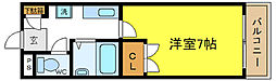 ノアーズアーク88[3階]の間取り