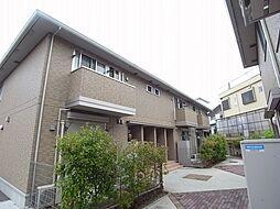 フォレスト枝吉[1階]の外観