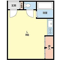 登別駅 2.5万円
