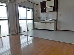 大藪アパート2[6号室]の外観