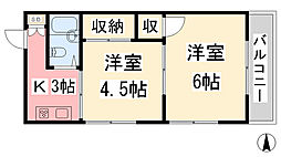 松山市駅駅 2.6万円