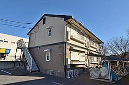 サンフラッツ東久留米B棟[1階]の外観
