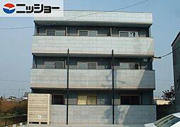 AKSハイツ[3階]の外観