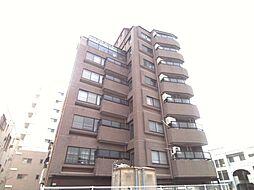 兵庫県神戸市東灘区御影1丁目の賃貸マンションの外観