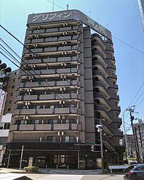 グリフィン横浜セントラルステージ[1101号室]の外観