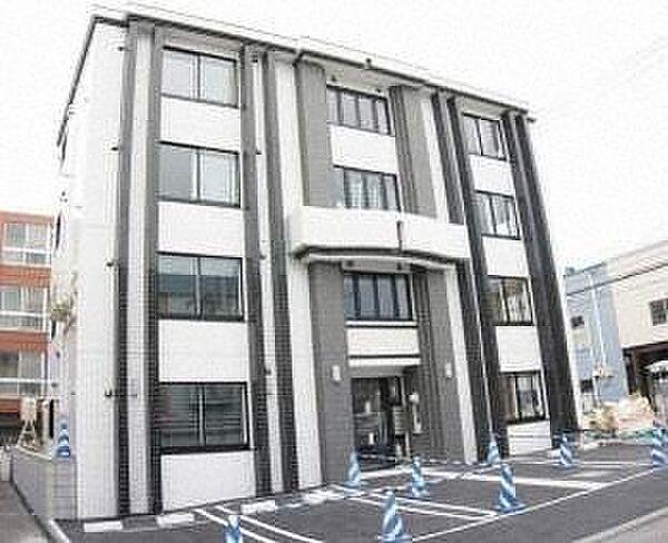 北海道札幌市白石区栄通8丁目の賃貸マンション