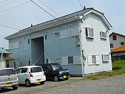 松本ハイツA[101号室]の外観