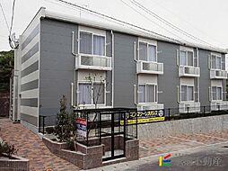 福岡県福岡市東区名島1丁目の賃貸アパートの外観