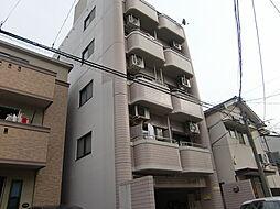 広島県広島市南区宇品御幸5丁目の賃貸アパートの外観