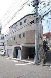 神奈川県横浜市鶴見区東寺尾3丁目の賃貸アパートの外観