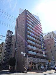 レオングラン新大阪レジデンス[11階]の外観