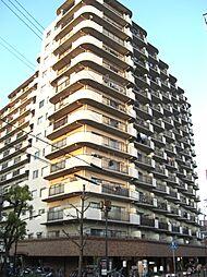 兵庫県尼崎市玄番北之町の賃貸マンションの外観