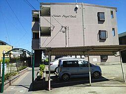 愛知県一宮市大和町妙興寺字伊勢田の賃貸アパートの外観