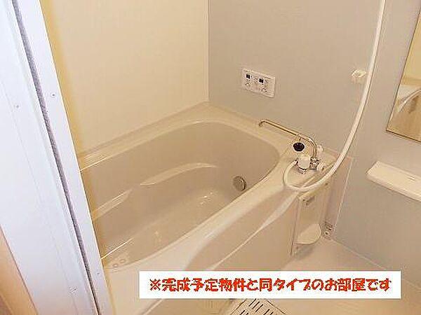 ミーナの浴室