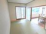 約6帖の和室です。畳のお部屋は寛げる空間ですね。,4LDK,面積111.03m2,価格3,390万円,京急本線 安針塚駅 徒歩6分,,神奈川県横須賀市安針台
