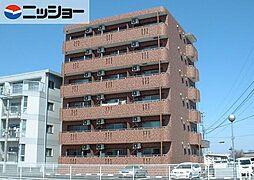 マーベラス青山[5階]の外観