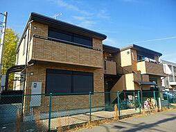 滋賀県栗東市小柿1丁目の賃貸アパートの外観