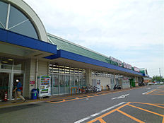 カスミフードスクエア大穂店(2708m)