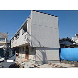 福岡県久留米市瀬下町の賃貸アパートの外観