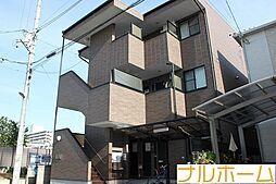 大阪府大阪市平野区長吉出戸7丁目の賃貸マンションの外観