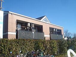 埼玉県入間市東藤沢3丁目の賃貸マンションの外観