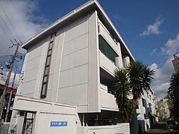 大阪府大阪市東淀川区井高野1丁目の賃貸マンションの外観