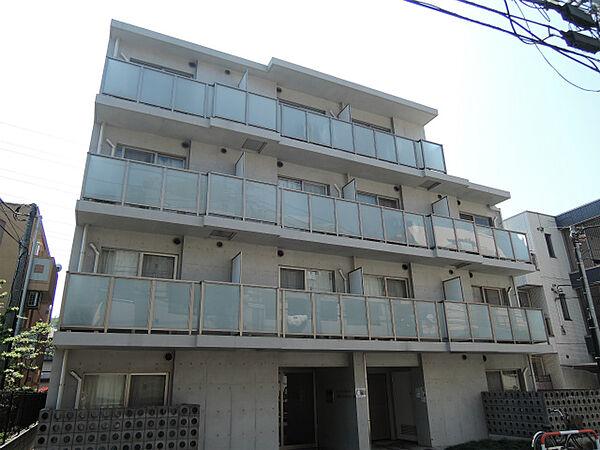 LuminousHIYOSHI[0B307号室]の外観