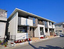 近鉄大阪線 大福駅 徒歩14分の賃貸アパート
