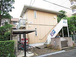 埼玉県さいたま市浦和区常盤10丁目の賃貸アパートの外観