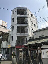 コーポパークサイド[4階]の外観