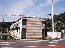神奈川県横浜市都筑区池辺町の賃貸アパートの外観