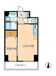 (仮)八州ビル 新築工事[6階]の間取り