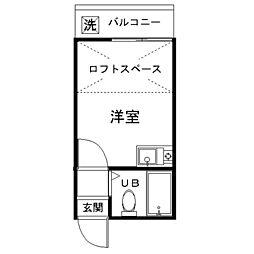 座間駅 2.5万円