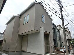 [一戸建] 東京都府中市西府町2丁目 の賃貸【/】の外観