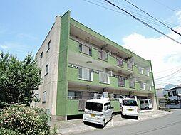 福岡県北九州市八幡西区竹末1丁目の賃貸マンションの外観