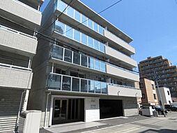 北海道札幌市中央区南十一条西12丁目の賃貸マンションの外観