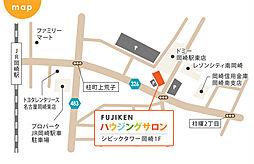 ハウジングサロンmap