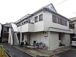大阪府守口市西郷通3丁目の賃貸アパートの外観