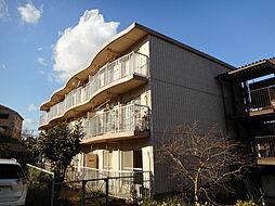 グリーンハイツ大倉山[204号室]の外観