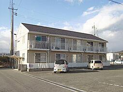 コーポAKARI A棟[103号室]の外観