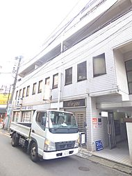 オク美ビル[4階]の外観