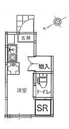 京成小岩駅 4.2万円