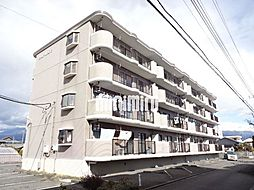 コーポ稲垣C[1階]の外観