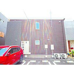 静岡県静岡市葵区四番町の賃貸アパートの外観