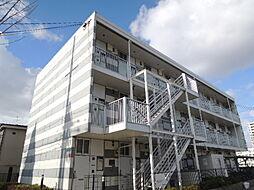 大阪府大阪市平野区平野西2丁目の賃貸アパートの外観