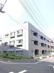 東京都北区神谷2の賃貸マンションの外観