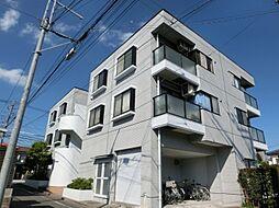 東京都昭島市福島町1丁目の賃貸マンションの外観