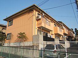 京都府京都市伏見区深草大亀谷東寺町の賃貸マンションの外観