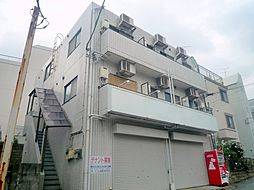 ブックスマンション南生田[2階]の外観