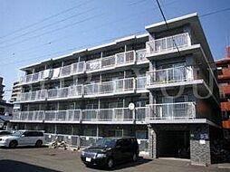 北海道札幌市白石区本郷通1丁目南の賃貸マンションの外観
